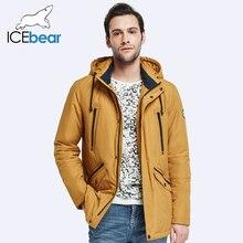 ICEbear 2017 Двойные Карманы Мужская Весна Пальто Моды для Мужчин Куртка Тонкий Пальто Высокого Качества для мужчин Куртка 17MC023D(China (Mainland))