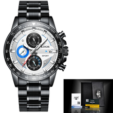 Business Quartz Watche LG9835