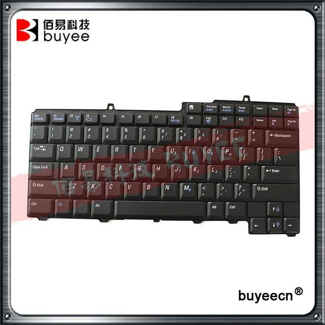 US $7 5 |Original Laptop US Keyboard For Dell 1501 6400 9400 E1405 630M  640M E1505 E1705 1000 XPS M140 Keyboard Replacement Black-in Replacement