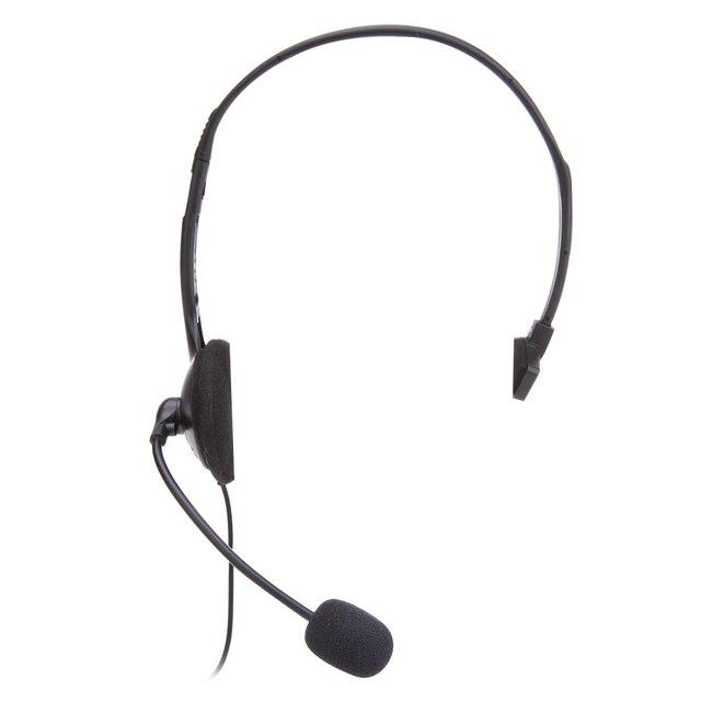 Wired Cuffia Auricolare Microfono per Sony PlayStation 4 PS4 Gioco ... 1638a283800b
