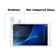 Tempered Glass for Samsung Galaxy Tab A 10.1 T580 T585 T800 Screen Protector Tablet PC Anti-scratch Protective Film Guard