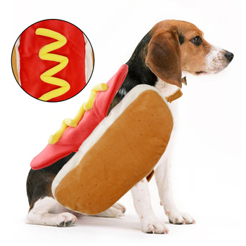 Hot Dog Dog Halloween Costume