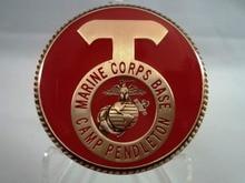 Custom coins hot sales USMC Camp Challenge Coin Marine United States Corps High quality Custom metal coins  FH810201 united states marine corps u s marine corps staff warfighting