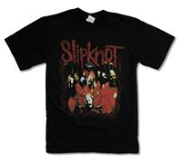 Slipknot Debut Black T Shirt New Official Band Music Adult Small S