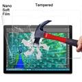 2 шт. водонепроницаемый экран протектор пленка Для Microsoft surface 13.5 '''' ВКЛАДКЕ взрывозащите Нано мягкая пленка с ткань для очистки