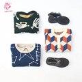 CHICO Niños Niños y Niñas de Punto Suéteres Suaves, niños Chicas Bobo Choses Suéteres, precio sólo para 1 unids