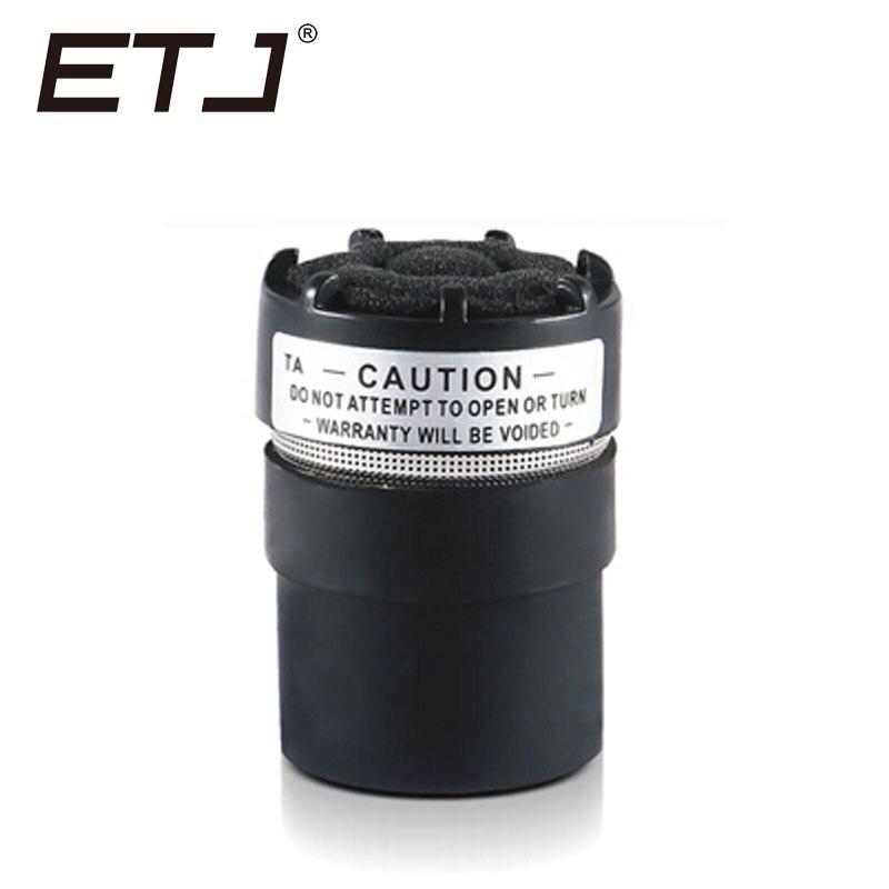 ETJ Brand 2pcs/Lot Microphone Capsule Wired Microphone Accessories Cartridge SM58D