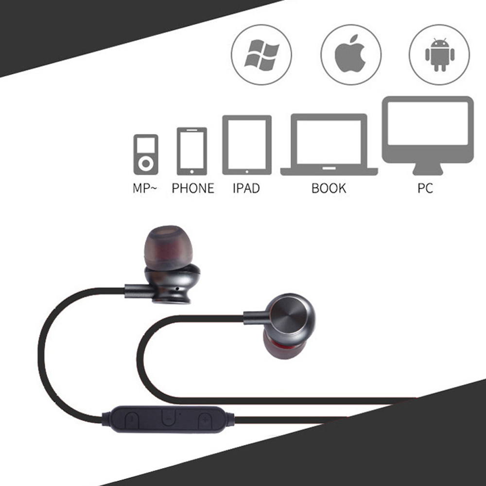 qijiagu Bluetooth slušalica bežična slušalica glazba slušalica s - Prijenosni audio i video - Foto 6
