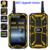 """2017 de actualización original conquest s8 teléfono resistente a prueba de agua 4 gb ram octa core 5 """"1920x1080 de 16.0MP Android 6.0 Ip68 GPS 4G LTE"""