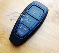 2015 NEW 3 Button Smart Remote Key Shell Case Keyless Entry Fob For Ford Mondeo With