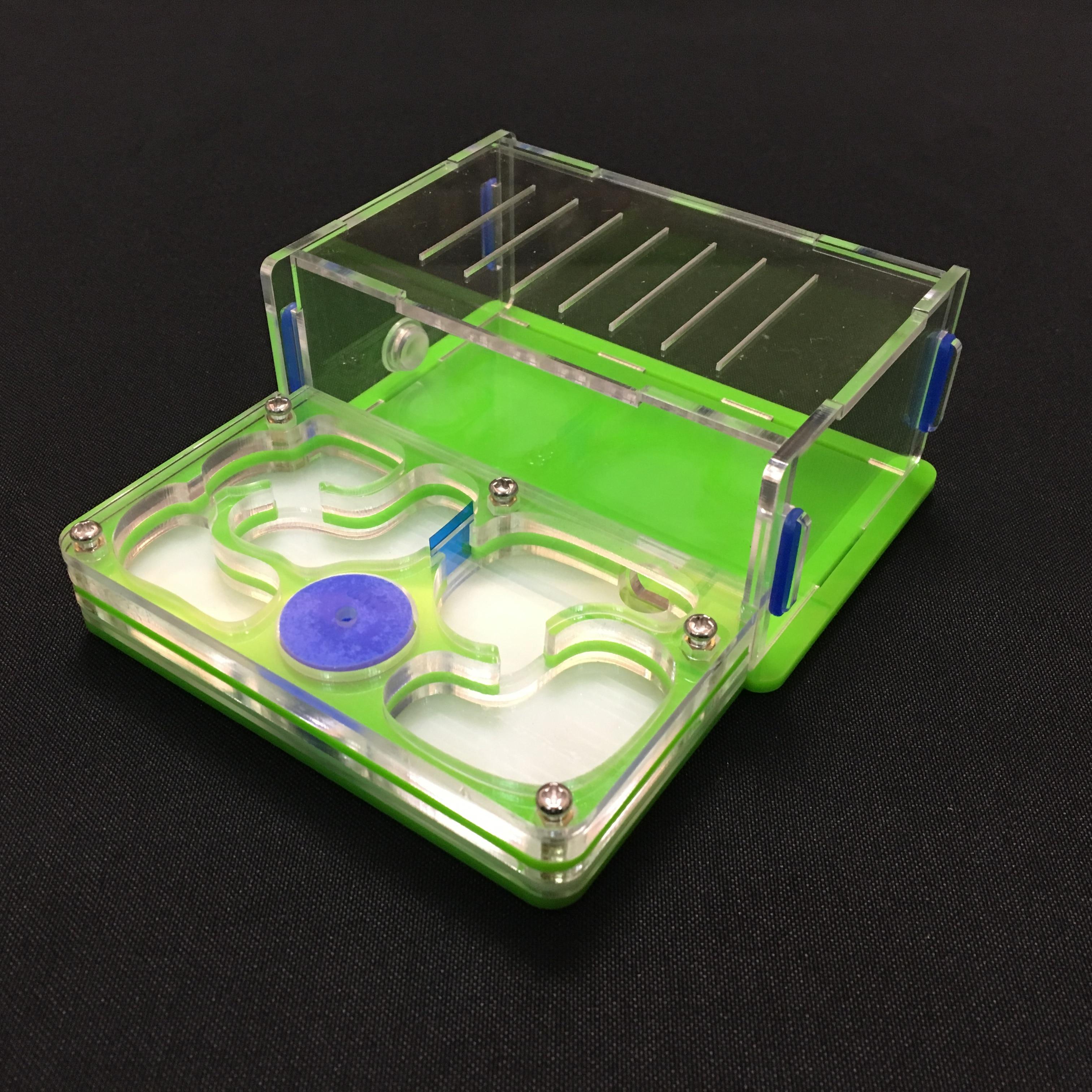 Ant Grape M Plane Moisture With Feeding Area Nestant Farm Fuse Box Acrylicinsect Villa Pet Advanced Mania For House Ants