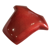 Red Motorcycle Fuel Tank Shelter Carbon Fiber Pad Case for HONDA CBR1000RR CBR 1000RR 2004 2007