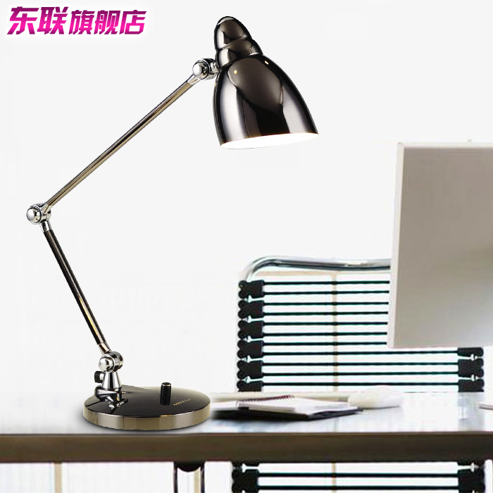 Creative Eye 3W metal lamp bulb stretch the long arm folding table lamp study and work study bedroom bedside lamp office inhibitor adsorption and thermodynamic study of metal corrosion