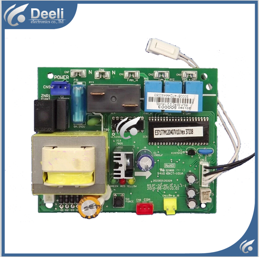 95% new Original good working for Water heater circuit / computer board RSJF-32/RC board 95% new 95% new