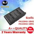 6 клетки лэптоп аккумулятор для Toshiba Qosmio F15 G10 G20 PABAS073 PABAS075 PA3284U1-BAS PA3285U1-BAS