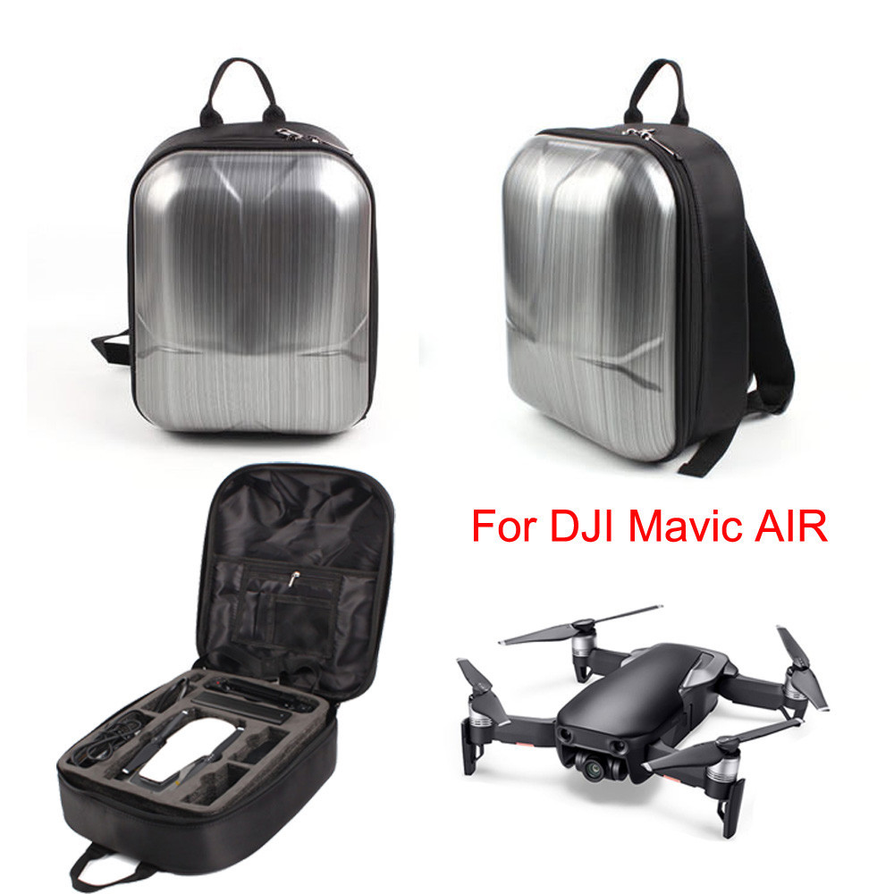 Bag Case Waterproof Anti-Shock For DJI Mavic Air Hard Shell Carrying Backpack bag CaseWaterproof Anti-Shock For DJI Mavic AirM.7 стоимость