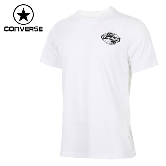 US $43.46 |Original New Arrival 2017 Converse Men's T shirts short sleeve Sportswear in Skateboarding T Shirts from Sports & Entertainment on