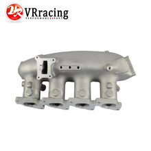 VR RACING-INTAKE MANIFOLD For 89-94 NISSAN 240SX S13 SILVIA SR SR20DET SR20 TURBO INTAKE MANIFOLD CAST TURBO VR-IM30SL