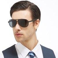 Polarized Sunglasses Car Drivers Night Vision Goggles Anti Glare Polarizer Driving Sunglass Men Sun Glasses UV400
