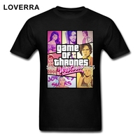 Grand Theft Auto Game Of T Shirts Male O Neck Summer Fitness Adult TShirts