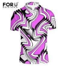 FORUDESIGNS 2017 Men Polo Shirt Top Quality Fashion Short Sleeve Contrast color Polos Hombre Men's Casual Loose New Brand POLO