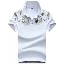 Designer Shirts Casual Polo Shirt Men Short Sleeve Polos Mens Cotton Fashion Clothing Tops & Tees
