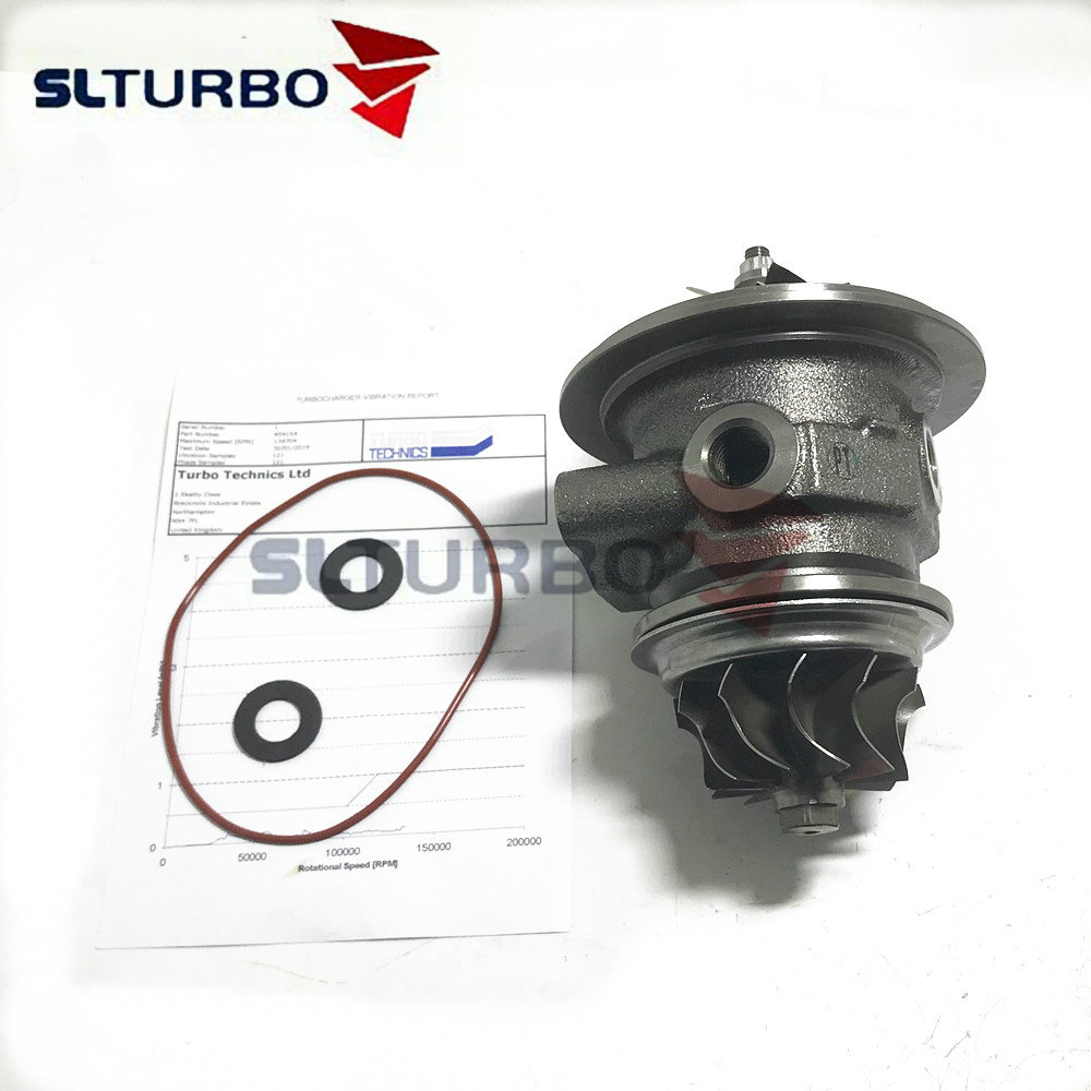 Turbo charger TB2810 turbine cartridge core CHRA 454154 / 702021 for Fiat Coupe 2.0T 20V 162Kw 220HP 175A3.000 5 Zyl 1996-