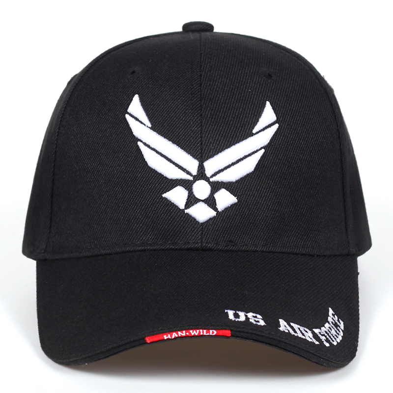 ffbb0bdfb59 Dropwow 2018 new US Air Force One Mens Baseball Cap Airsoftsports ...