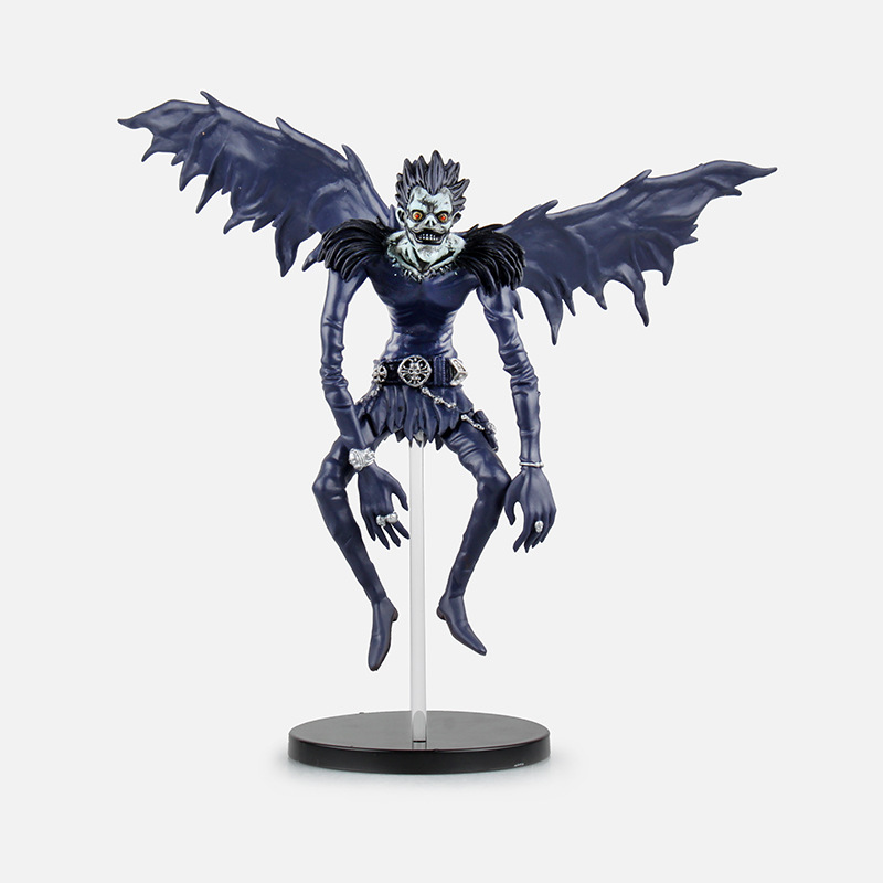 <font><b>Death</b></font> <font><b>Note</b></font> Anime Action <font><b>Figure</b></font> Toys 18cm <font><b>Ryuk</b></font> Ryuuku PVC <font><b>Model</b></font> Dolls Colletion <font><b>Model</b></font> Gift Decoration For Boys Deathnote Fans