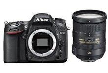 Nowa LUSTRZANKA cyfrowa Nikon D7100 Body & AF-S 18-200mm f/3.5-5.6G ED VR II Lens