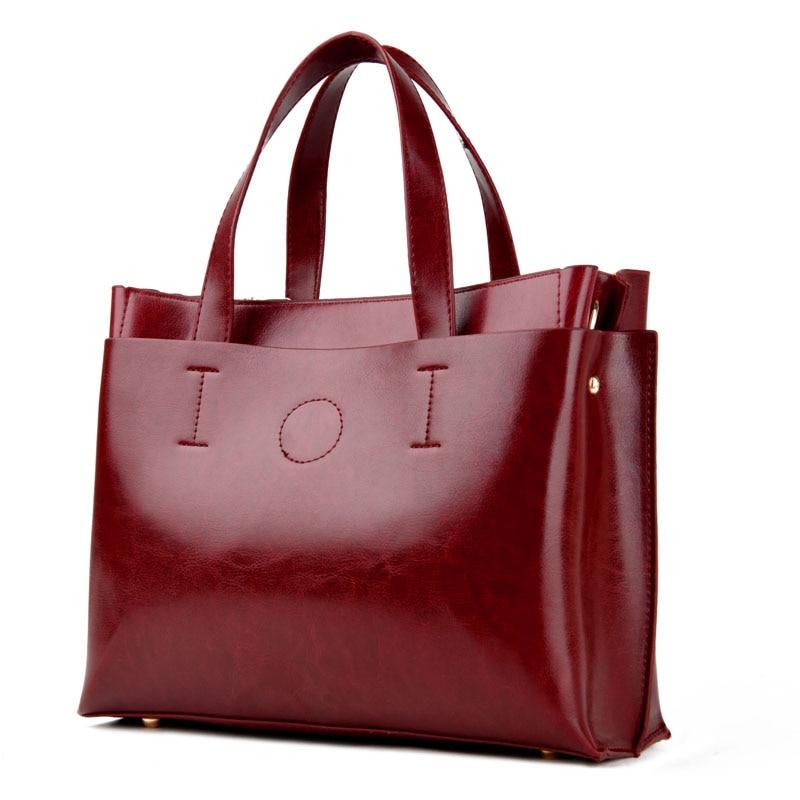 8729aac158f Ladies Hand Bags Women Fashion Handbags - PU Leather Shoulder Bag Women  Office Bags 1