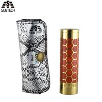 Original Mamba Mechanical Mod Fit 18650 Battery Electronic Ecigarette Atomizer 510 Thread Vaping Atomizer For RDA