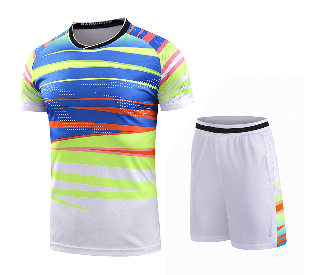 Free print New CHINA Badminton sets Men / Women , LIN D Badminton clothes , sports badminton suits uniforms 215AB d lin 405 d140405