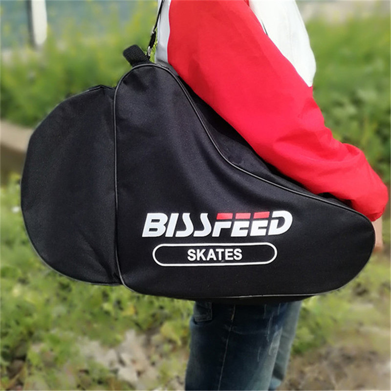 Quality Thicken Ice Racing Skate Bag For Adults Kids Roller Skates Backpack Single-Shoulder Bag Inline Skating Bags 56/60/66cm