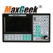 CNC 5 Axis Motion Controller Offline CNC Controller 500KHz Replace Mach 3 USB Motion Controller 7inch