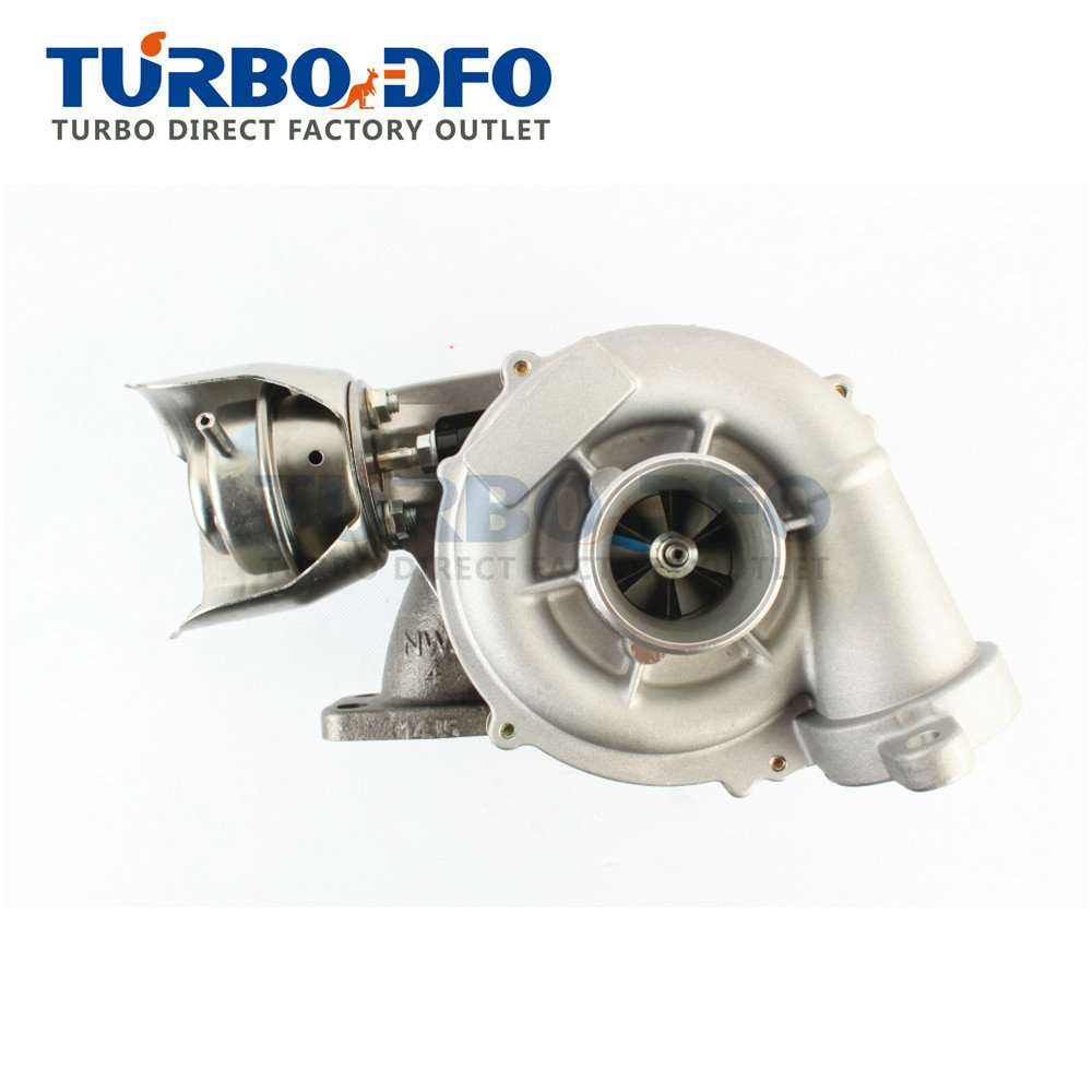 New Complete Turbocharger GT1544V Turbo For Citroen Berlingo C2 C4 C5 Xsara Picasso 1.6 HDI 110 HP 81 KW 753420-5005S 0375J6