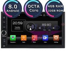 Roadlover Android 8.0 Car GPS Radio Player For KIA Cerato Smart Fortwo VW Passat Touareg Seat Altea Honda Accord Stereo NO DVD