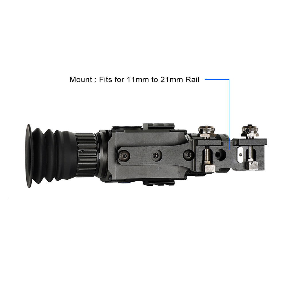 Lunette de chasse jour et nuit PARD NV008 lunette de Vision nocturne numérique caméra monoculaire IR avec pointeur Laser pour l'extérieur - 3
