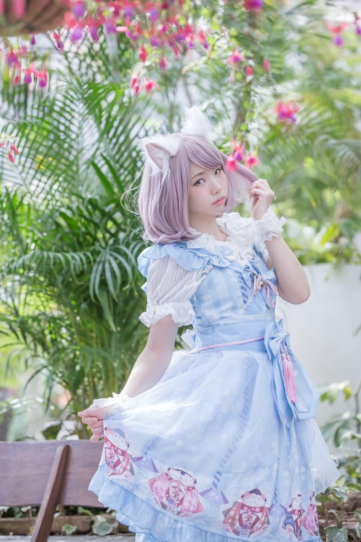 HTB1kOQxOMHqK1RjSZFPq6AwapXak - Kawaii Cat Girl