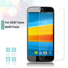 2.5D 0.26mm Ultra Thin Tempered Glass DEXP Ixion M255 Pulse Toughened Protector Film Protective Screen Case Cover Universal сотовый телефон dexp ixion m255 pulse black