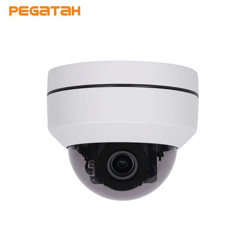New 2MP 4X Motorized Zoom IR night vision 4 IN 1 CCTV PTZ Camera 1080P AHD TVI CVI CVBS Mini IR PTZ Dome Camera cctv indoor 1080p 2 5 mini dome ptz camera sony imx323 ahd tvi cvi cvbs 4in1 2mp pan tilt 4x zoom day night ir 40m osd menu