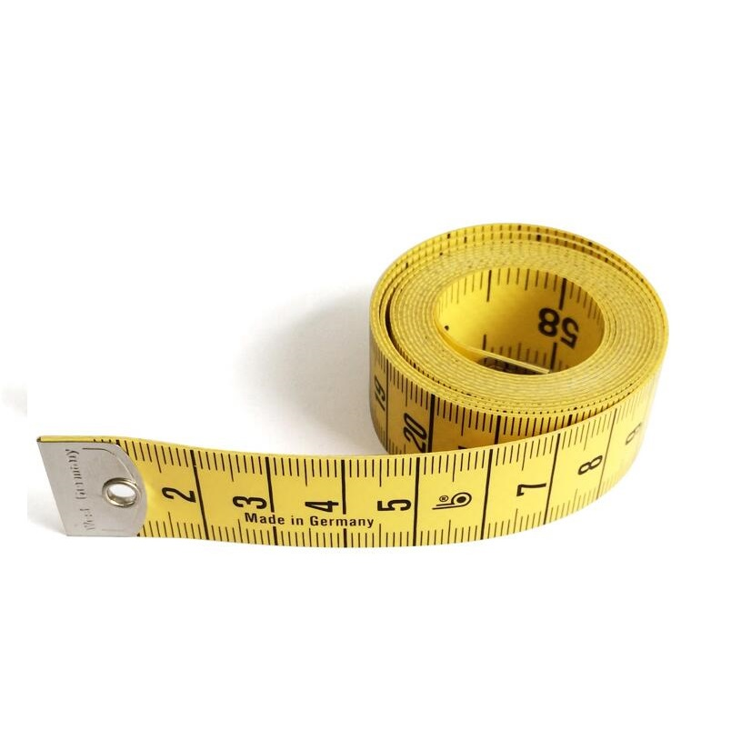 60/80/120 Inch Patchwork Ruler Tape Measure Ruler 1.8cm Width,150/200/300cm Length