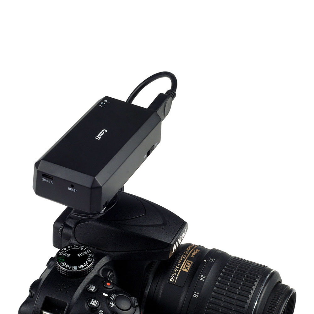 CamFi CF102 Wireless Wifi DSLR Camera Remote Controller
