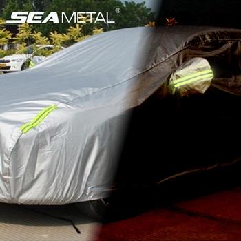 SEAMETAL Universal Premium Waterproof Protective Car Cover
