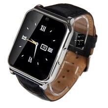 บลูทูธสมาร์ทนาฬิกาW90 S Mart W Atchธุรกิจนาฬิกาข้อมือHDหน้าจอสัมผัสซิมGSM/FM/บัตรTFสำหรับAndroidมาร์ทโฟนผู้ชายผู้หญิง