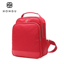 цены на HONGU Fashion Travel Bags Women Backpack Daily Top-handle Backpacks For Teenage Girls School Bag Female Pure Shoulder Bags Totes  в интернет-магазинах