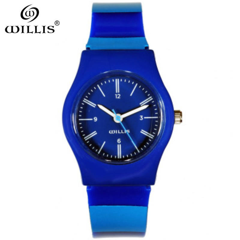WILLIS New Fashion Harajuku Star Women Water Resistant Sports Jelly Watch Simple Women Transparent Watches for Lady Girls Watch new electronic willis women mini water resistant watch fashion for children watch