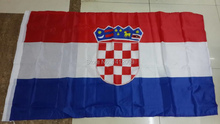 "Outdoor4*6 Feet 120cm x 180cm ""Croatia"" National Flag / Banner,Polyester Flags,Big Flag,Wholesale & Retail,free shipping"
