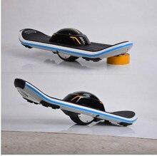 Electric one wheel roller skates skateboard