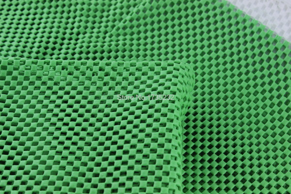 10 Meters Environmental protection PVC Supermarket garden stuff shelf accessory fruit and vegetable Anti-crimp non-slip nets mat семена flowers and plant supermarket
